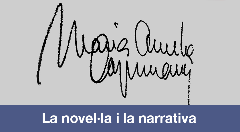 La novel·la i la narrativa