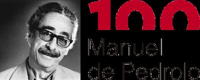 Logo commemoració Any Pedrolo